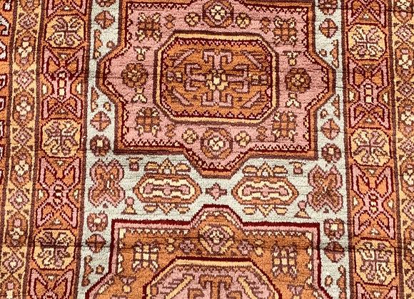 Tibetan Wool on Cotton