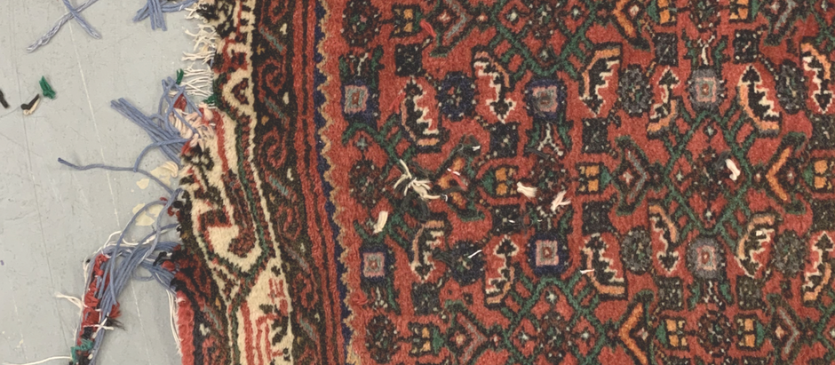 How can you maintain the longevity of your antique Oriental /Persian/ Chinese rug