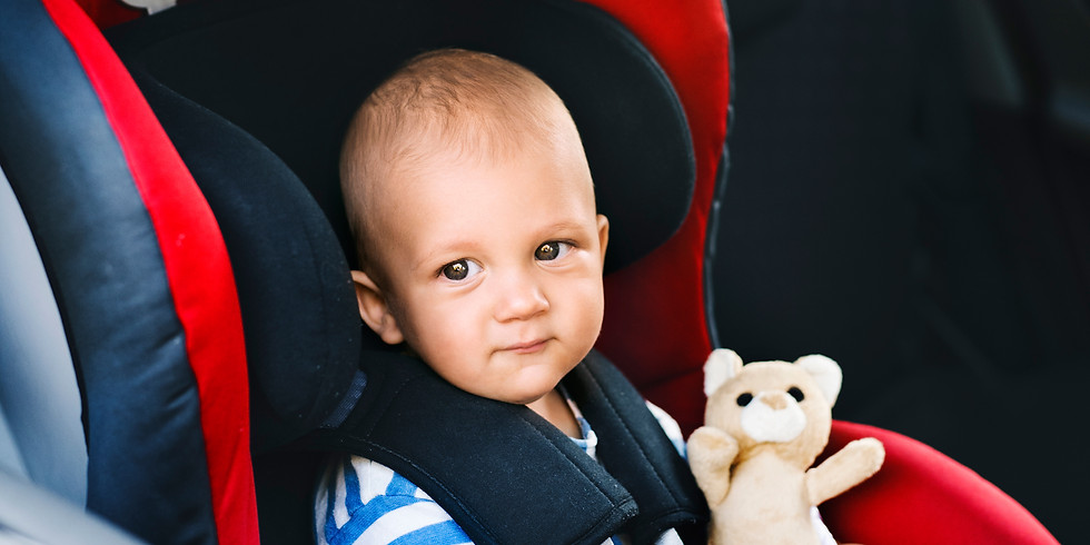 Community Event: Car Seat Safety Class