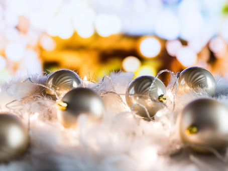 5 CHRISTMAS LIGHTING IDEAS