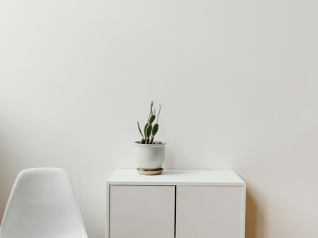 5 QUESTIONS TO HELP YOU CUSTOMISE MINIMALISM