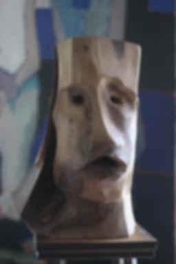 La gerçure 2012 - Noyer - 43cm