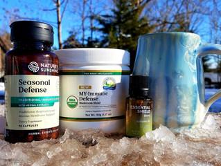Seasonal Immune Support