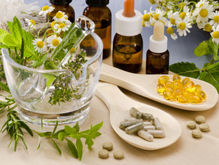 How herbs work to heal the body