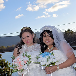 Vilma & Milagros Double Wedding