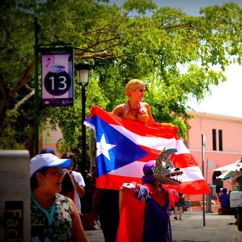 Puerto Rico Carnaval