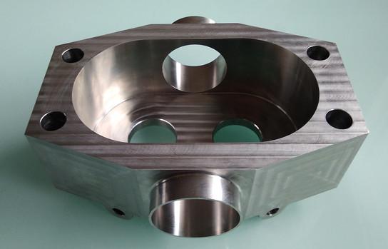 Rotary Lobe Pump Body