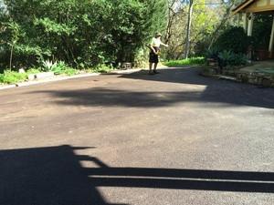 Driveway resurface 2 - Darlington - Perth hills