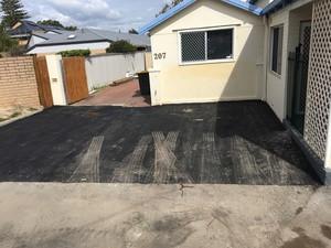 Carpark repair - Mt Hawthorn Perth