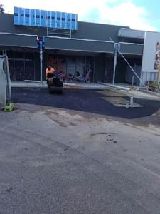 Carpark extension - Kalamunda - Perth Hills