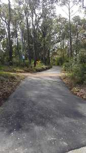 Crossover and driveway resurface - Glen Forrest - Perth Hills