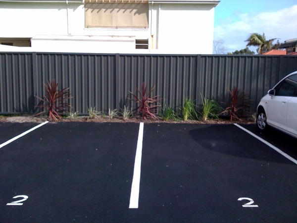 linemarking carpark