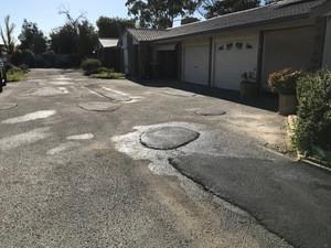 Pothole repairs - Cannington - Perth Hills