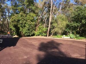 Driveway resurface - Darlington - Perth hills