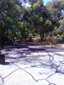 Crossover construction - Greenmount - Perth Hills