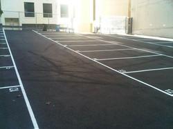 linemarking carpark