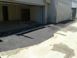rear asphalt laneway patches