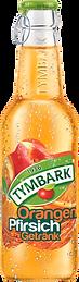 Orange Pfirsich 250ml Glasflasche