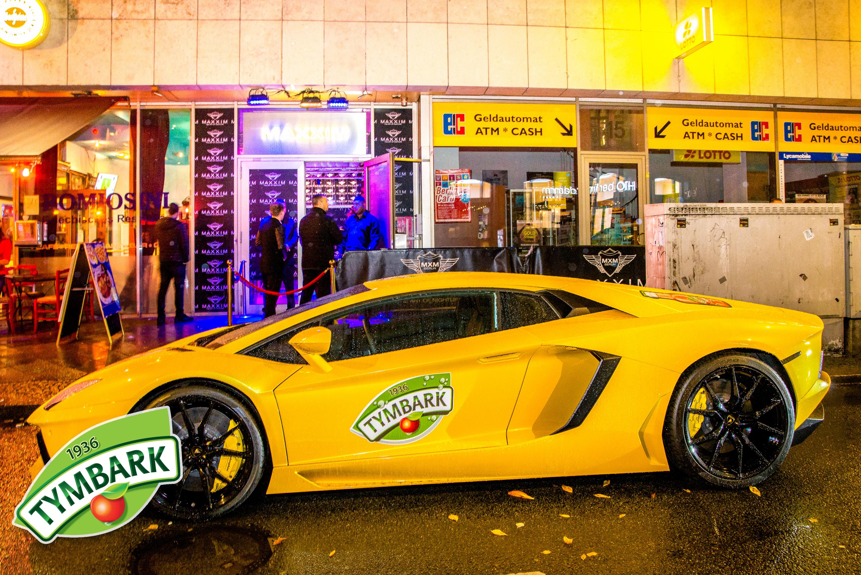 tymbark-Lamborghini