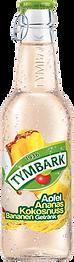 Apfel Ananas Kokosnuss 250ml Glasflasche