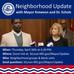 COVID-19 Neighborhood Update