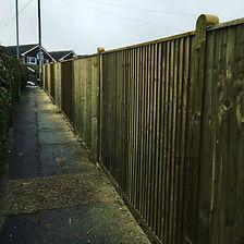 fencing west sussex limitless landsapes landscapers susex