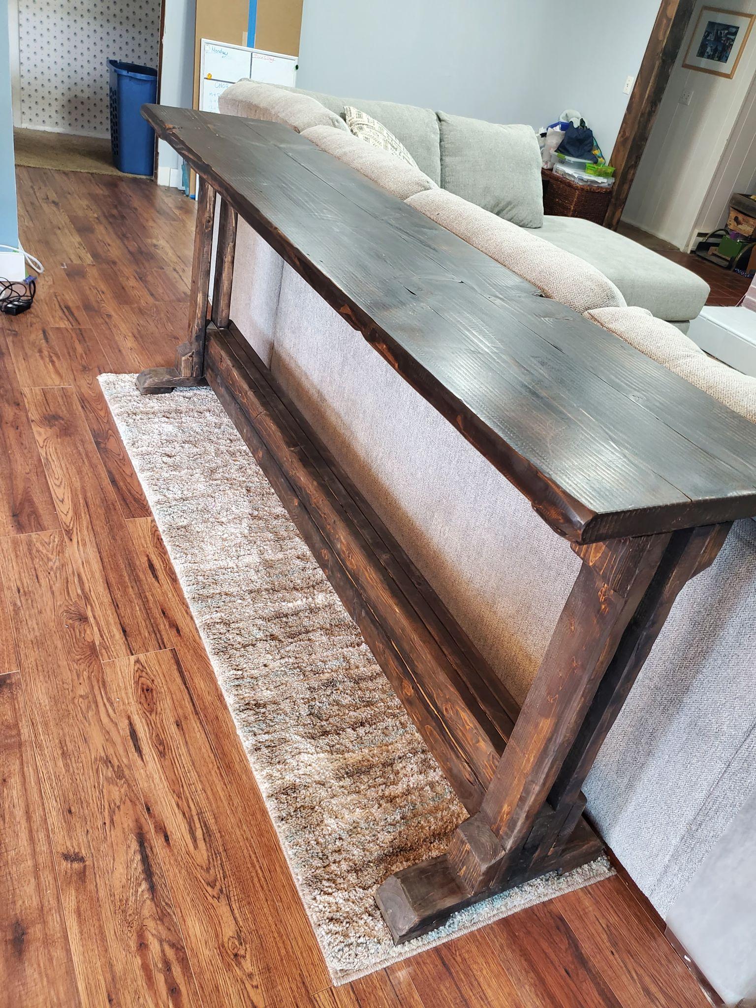 9sofa table 4