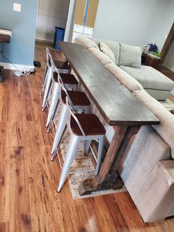 sofa table 2
