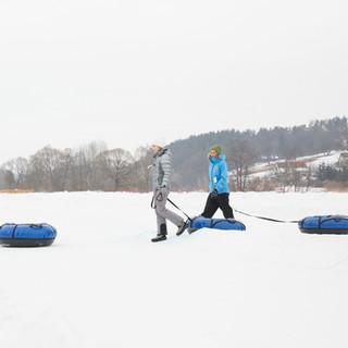 Schnee Erlebnisland Flattach