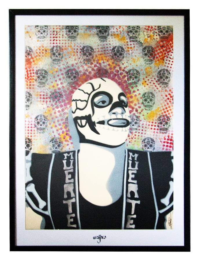 Hermano Muerte - Wajiro Art