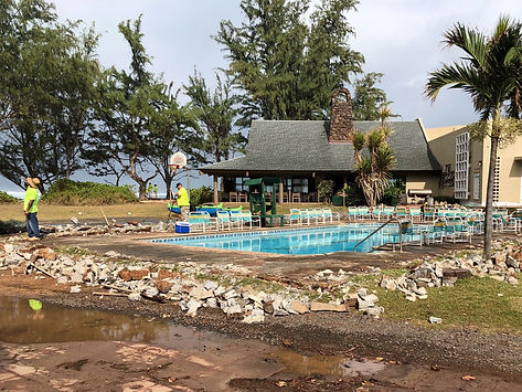 Camp Mokule'ia Pool Renovation