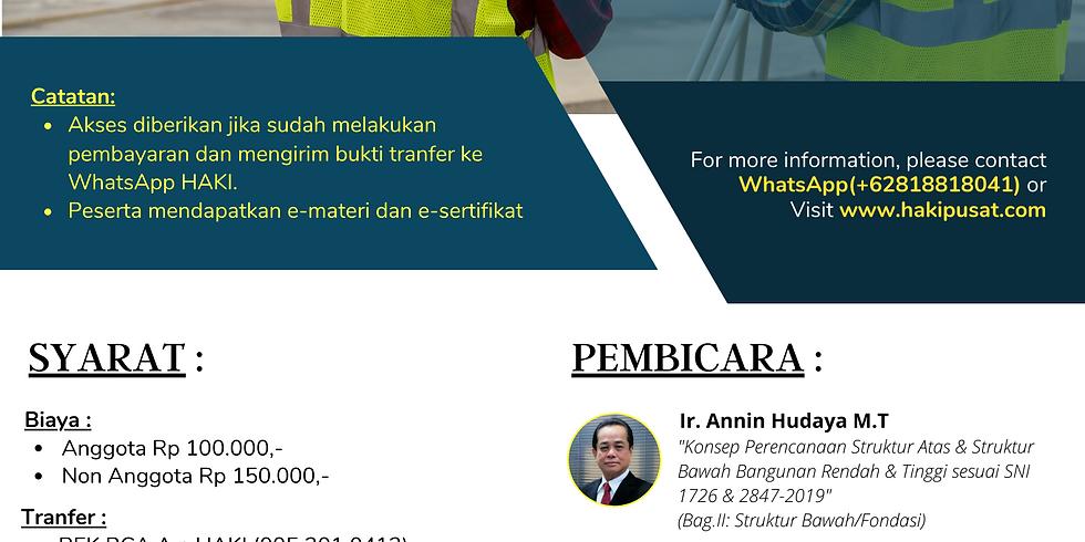 Webinar HAKI 22 Oktober 2020 (Part 2)