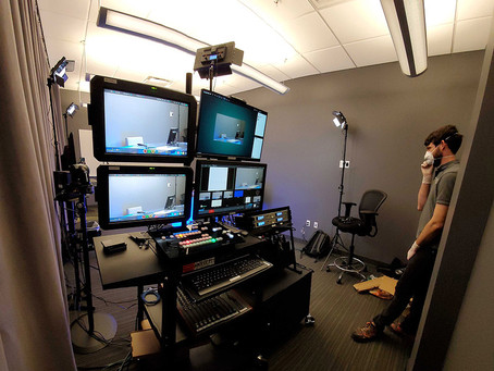 Virtual Production Experience – Behind the Scenes