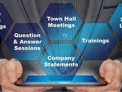 Have all your meetings cancelled? Let's think more than webstreaming!
