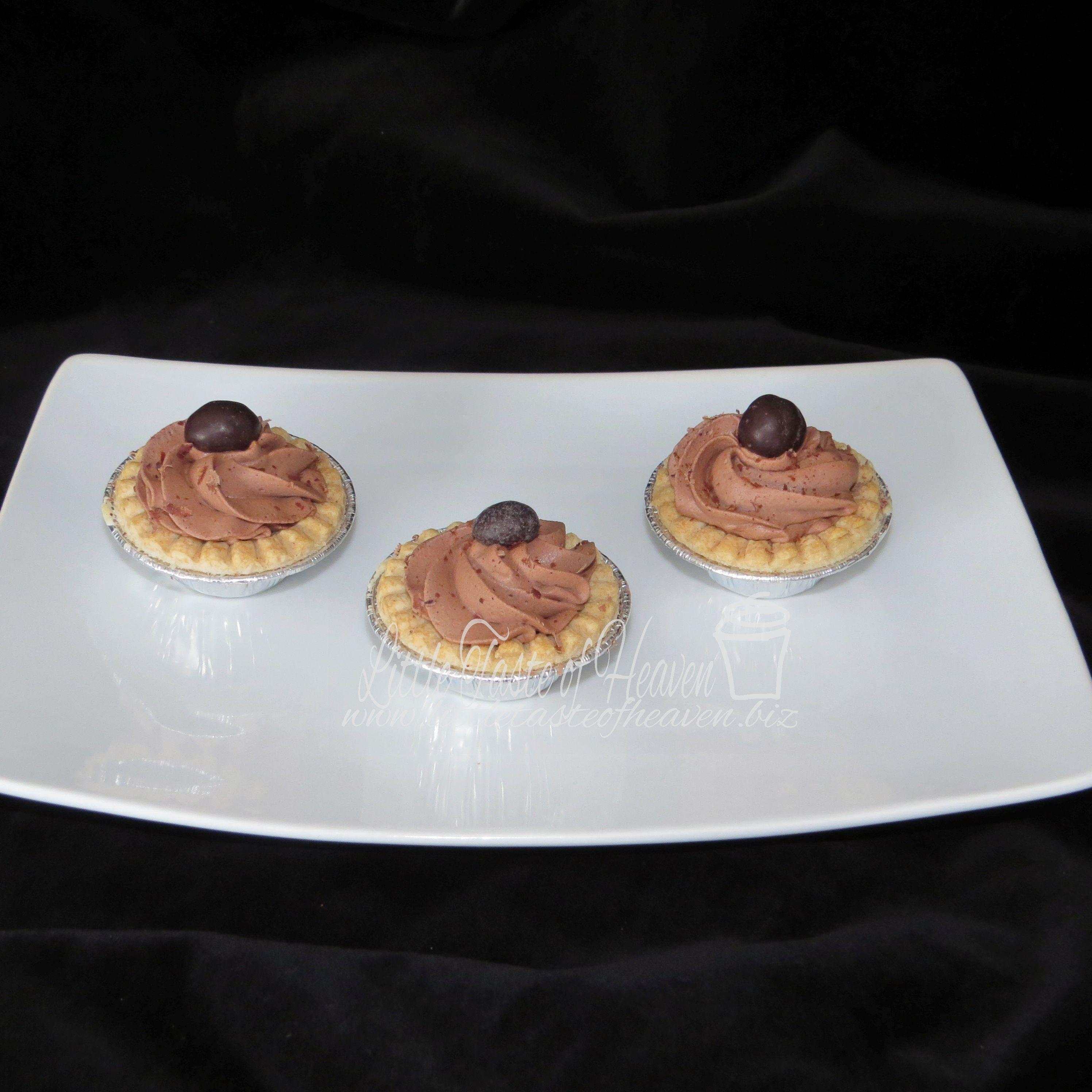 Mocha Mousse tarts