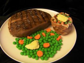 Steak and Spud