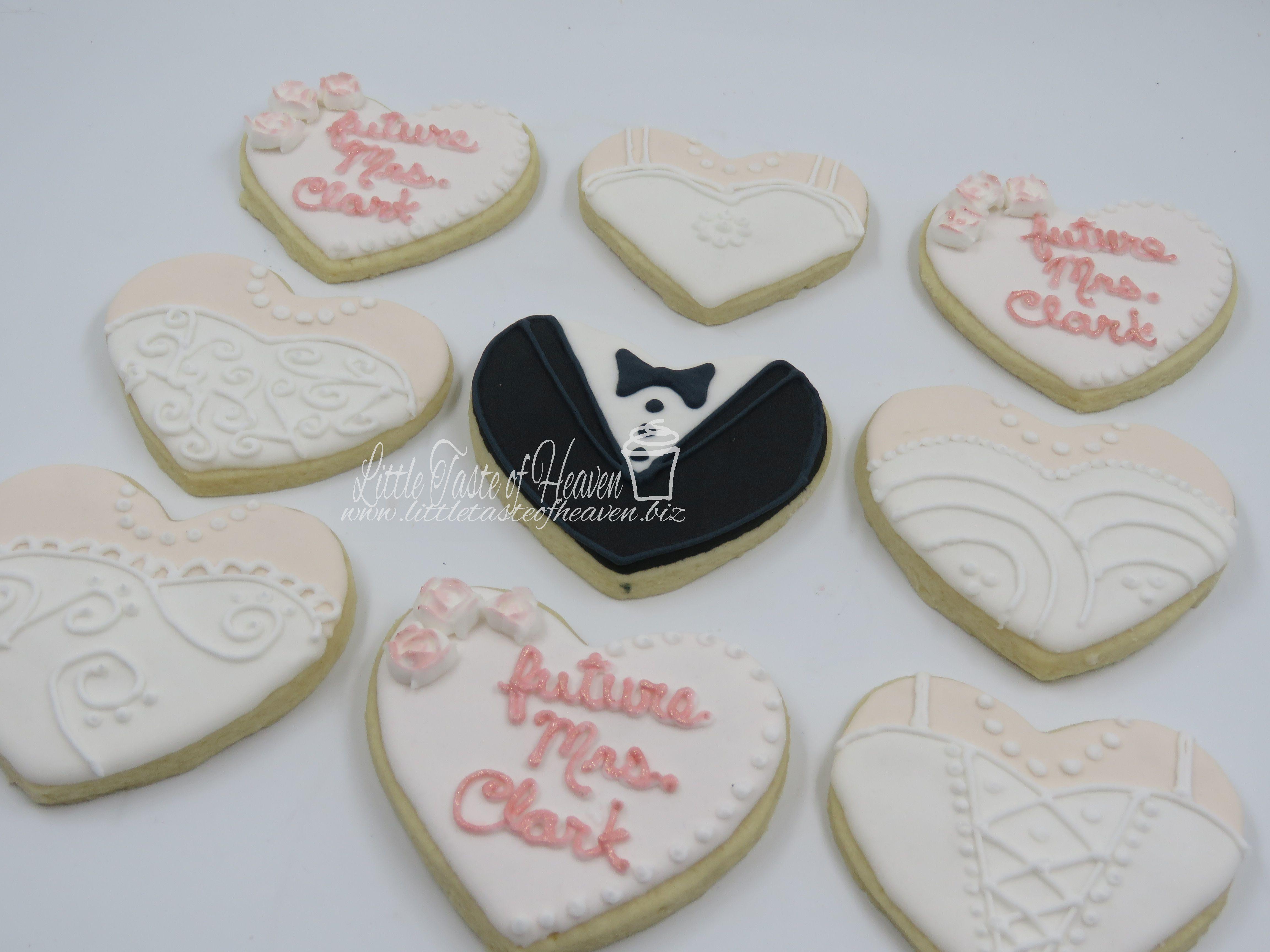 Bridal cookies 3