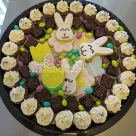 Easter Party platter