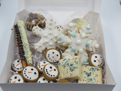 Winter Wonderland Treat Box