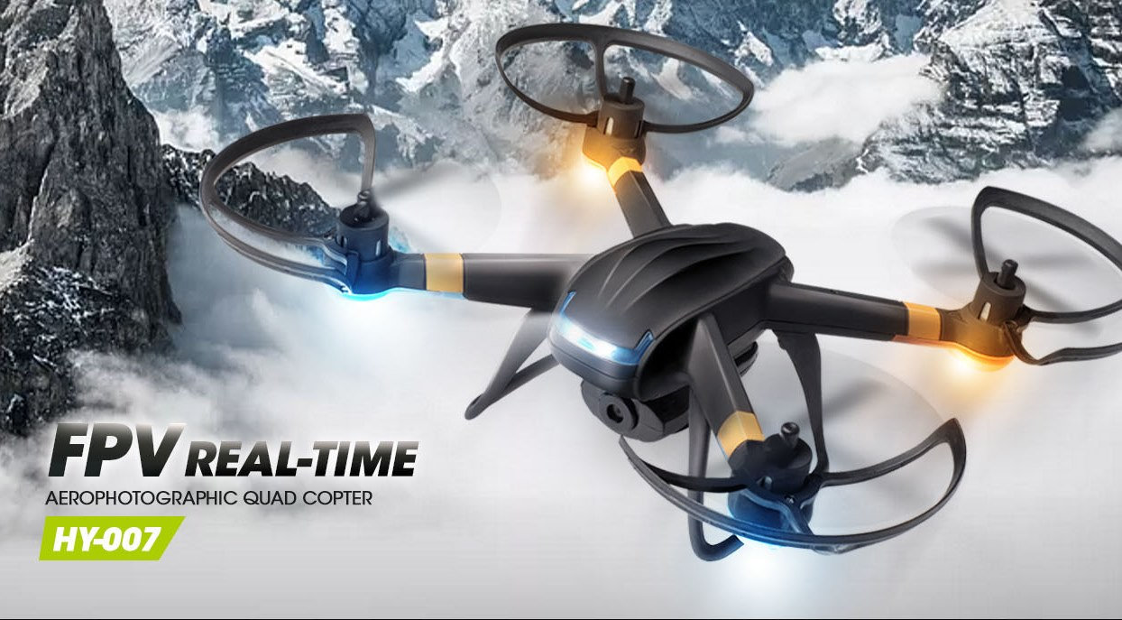HF-007 DRONE WITH 2MP CAMERA-BEGINNER