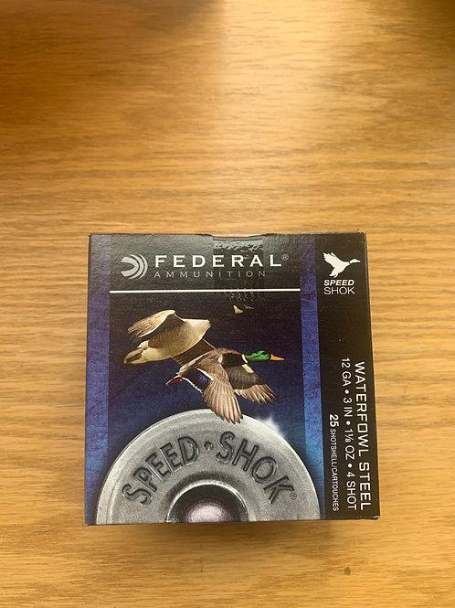 Federal Speed Shok
