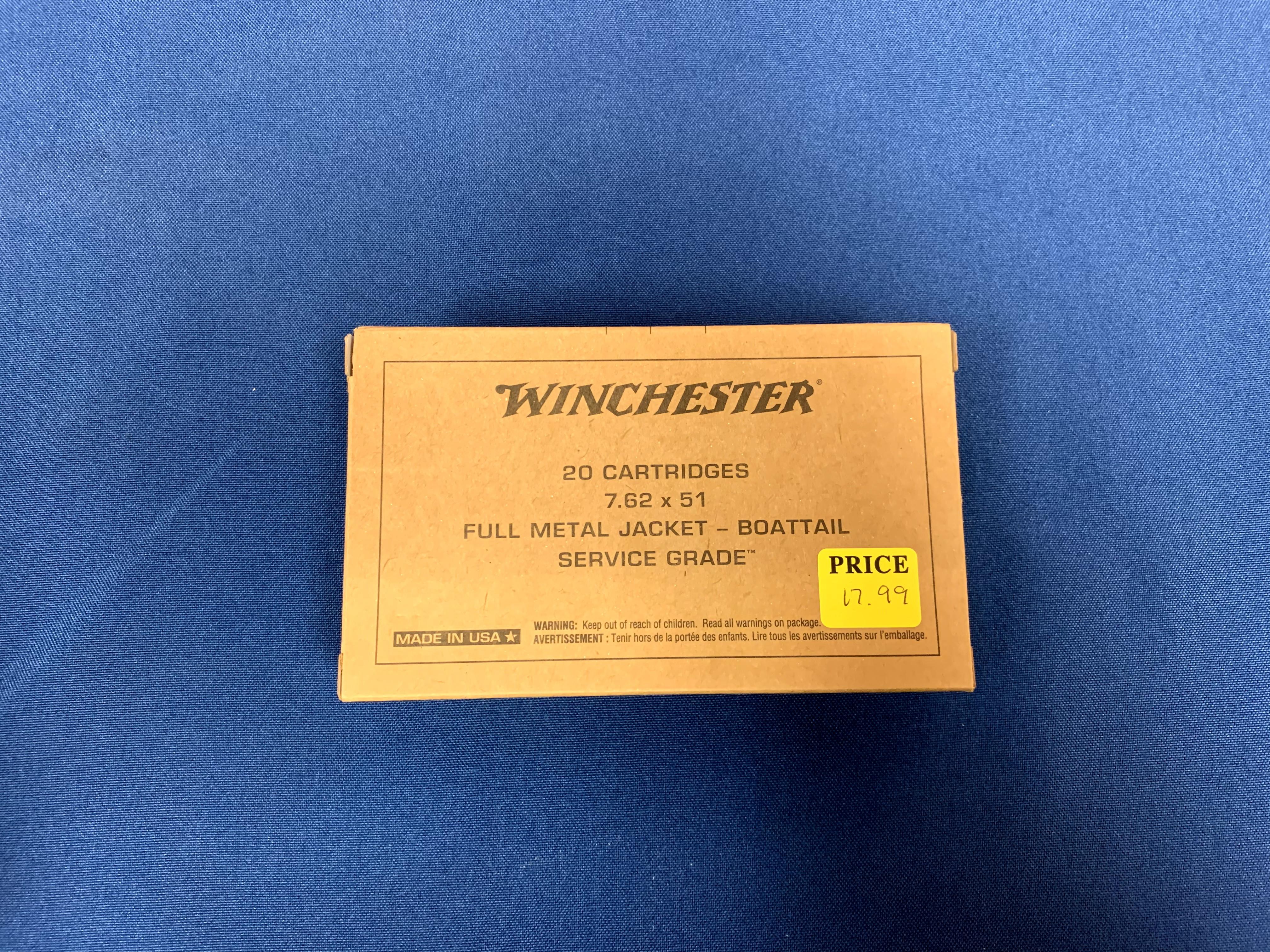 Winchester 7.62x51