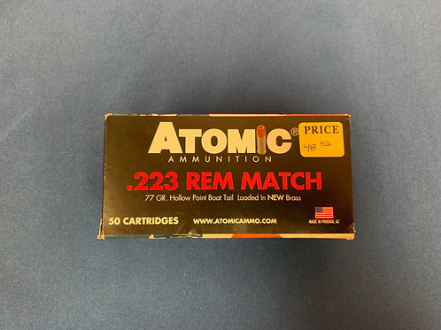 .223 Rem Match