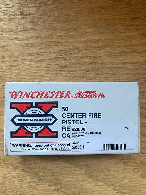 Winchester Super X Center Fire Revolver