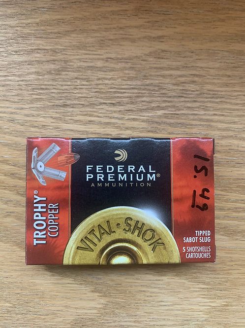 Federal Premium Trophy Copper