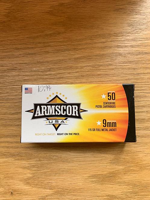 9mm Armscor