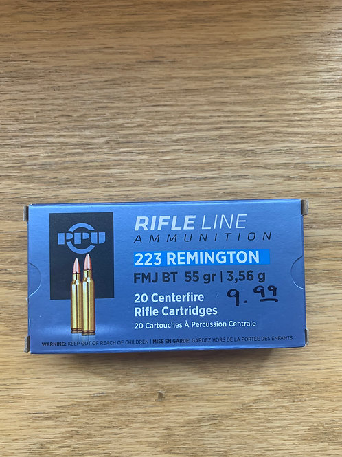 Rifle Line .223 Remington