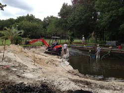 Pond Installation Tampa Bay