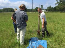 Soil Assessment for Land Contouring