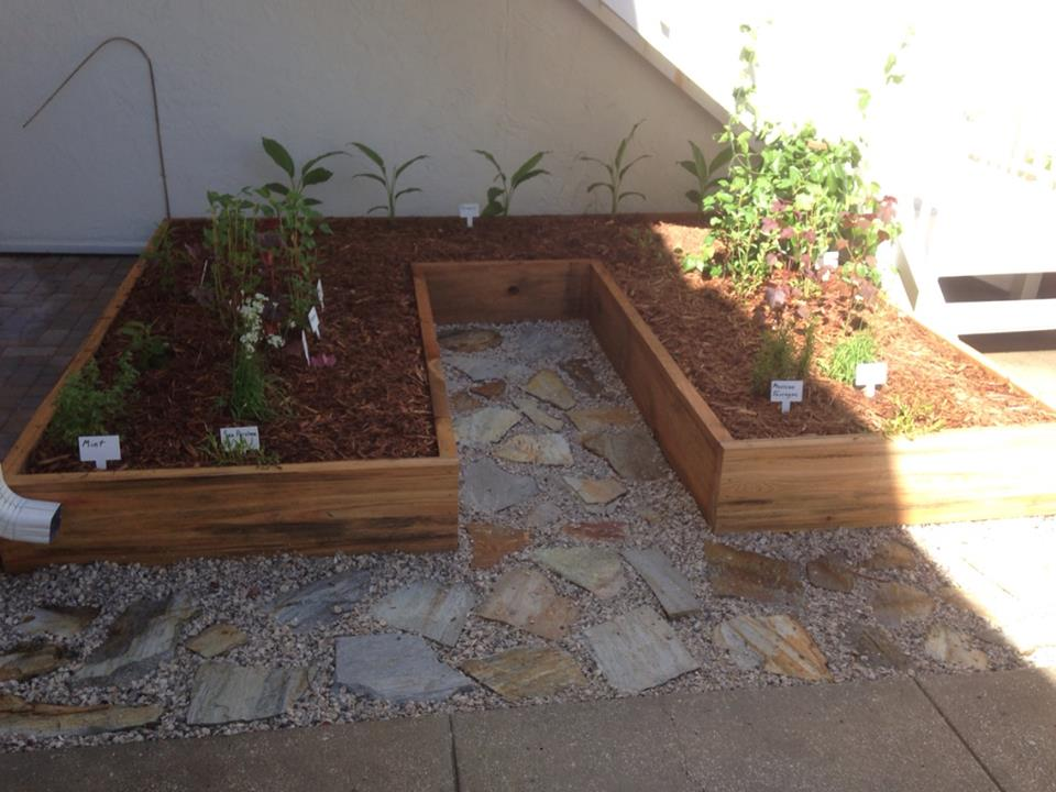 Raised Bed Installation Tampa Bay